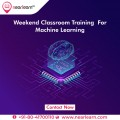 Machine Learning Classroom Training weekend course in India
