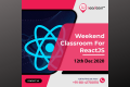 ReactJS Classroom Training course in Bangalore