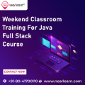 Java Full Stack Online Training  weekend Course in India