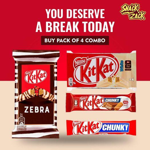 Kitkat Combo Pack
