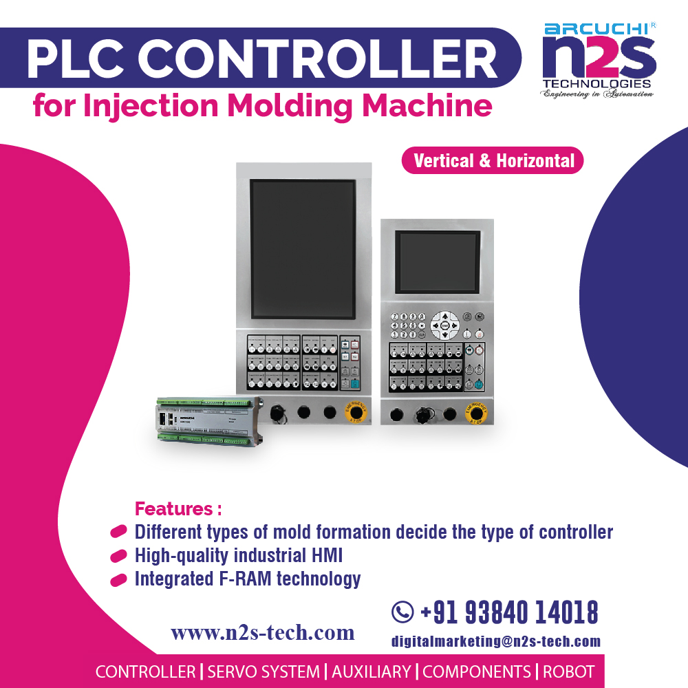 Injection Molding Controller