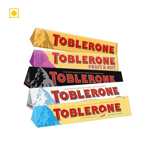 Toblerone Pack Of 5