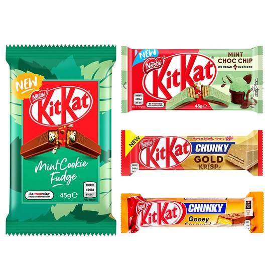 Kitkat Premium Pack of 4 Combo